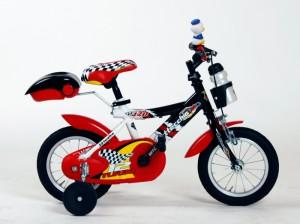 Klik på billedet for at komme til siden med mange billige børnecykler!