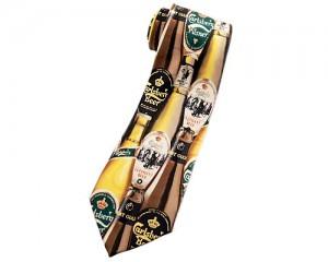 Få et billigt øl slips til julefrokosten her! - Køb dit slips til julefrokosten her!
