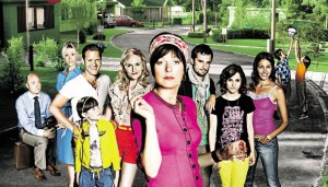 Køb billigt den komplette sæson 1 DVD boks med serien Lærkevej produceret for Tv2! - Køb Lærkevej billigt her!