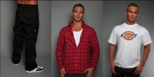 Stort udvalg i Dickies tøj! - Få dit nye Dickies tøj billigt her! - Street casual stilen fra Dickies