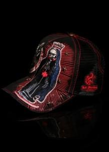Billige Red Monkey Caps, i super fedt trucker design til billige priser!